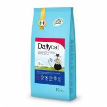 Dailycat Grain Free Adult Steri lite сухой беззерновой корм для стерилизованных кошек с лососем и тунцом - 400 г (1,5 кг) (3 кг) (10 кг)