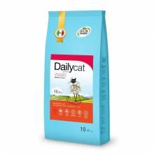 Dailycat Grain Free Adult сухой беззерновой корм для взрослых кошек с индейкой - 400 г (1,5 кг) (3 кг) (10 кг)