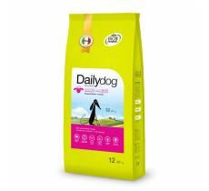 Dailydog Puppy All Breed Lamb and Rice сухой корм для щенков с ягненком и рисом 1,5 кг (3 кг) (12 кг) (20 кг)