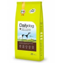 DailyDog Adult Medium Large Deer and Maize сухой корм для взрослых собак средних и крупных пород с олениной и кукурузой - 3 кг (12 кг) (20 кг)