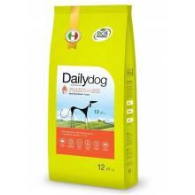 DailyDog Adult Small Breed сухой корм для взрослых собак мелких и миниатюрных пород с индейкой и рисом 1,5 кг (3 кг) (12 кг)