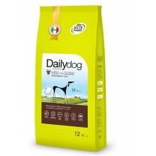 Dailydog Adult Small Breed Deer and Maize сухой корм для взрослых собак мелких пород с олениной и кукурузой 1,5 кг (3 кг) (12 кг)