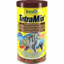 Корм Tetra Min для всех видов рыб в виде хлопьев - 1 л