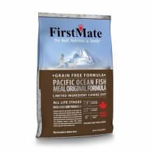 FirstMate Pacific Ocean Fish Meal Original сухой беззерновой корм для взрослых собак всех пород с рыбой 2,3 кг (6,6 кг, 13 кг, 20 кг)