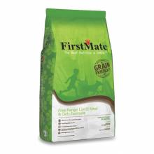 FirstMate Free Range Lamb Meal & Oats сухой низкозерновой корм для щенков и взрослых собак с ягненком и овсом 2,3 кг (11,4 кг, 20 кг)