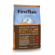 FirstMate Australian Lamb сухой беззерновой корм для взрослых собак всех пород с ягненком 2,3 кг (6,6 кг, 13 кг, 20 кг)
