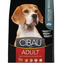 Farmina Cibau Adult Medium сухой корм для собак с курицей 2,5 кг (12 кг)