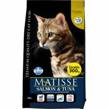 Farmina Matisse Salmon & Tuna с лососем и тунцом для взрослых кошек 10 кг (20 кг)