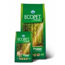 Farmina Ecopet Natural Puppy с курицей сухой корм для щенков всех пород, беременных и лактирующих сук- 12 кг
