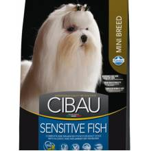Farmina Cibau Sensitive Fish Mini корм для собак 2,5 кг