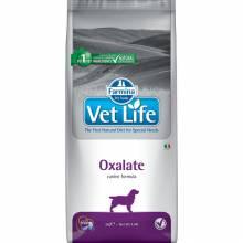 Farmina Vet Life Natural Diet Dog Oxalate сухой корм для собак при мочекаменной болезни уратного, оксалатного и цистиного типа - 2 кг (12 кг)