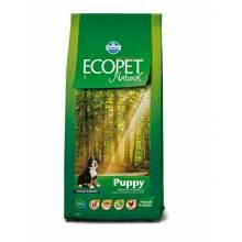 Farmina Ecopet Natural Puppy Maxi сухой корм для щенков крупных пород, беременных и лактирующих сук- 12 кг