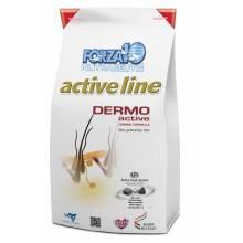 Forza10 Active Line для взрослых собак всех пород с патологиями кожного покрова 4 кг (10 кг)