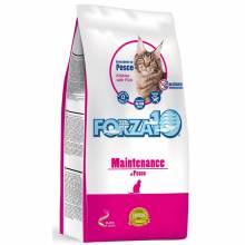 Forza10 Maintenance сухой корм для взрослых кошек на основе рыбы 500 гр (2 кг) (10 кг)