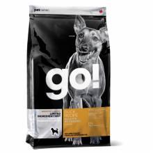 GO! Sensitivity + Shine GF сухой беззерновой корм для щенков и собак для чувствительного пищеварения с уткой 2,72 кг (11,35 кг)