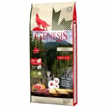 Genesis Pure Canada Deep Canyon Adult сухой корм для взрослых собак всех пород с курицей, ягненком и козой - 2,268 кг (11,7 кг)
