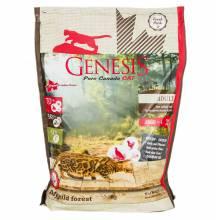 Genesis Pure Canada My Wild Forest Adult для взрослых кошек с уткой, перепелкой и курицей - 2,268 кг