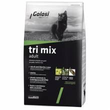 Golosi Cat Adult Tri Mix сухой корм для кошек с курицей, говядиной и рисом - 400 г (1,5 кг) (7,5 кг) (20 кг)