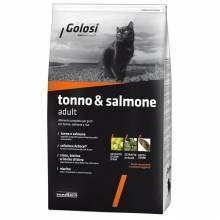 Golosi Cat Adult сухой корм для кошек с тунцом и лососем - 400 г (1,5 кг) (20 кг)