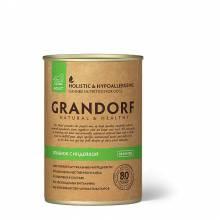 Grandorf lamb With Turkey влажный корм для собак всех пород, ягненок с индейкой - 400 г
