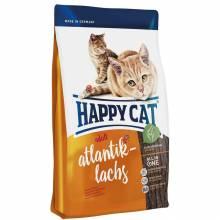 Happy Cat Fit & Well Adult Salmon сухой корм для взрослых кошек всех пород с атлантическим лососем 1,4 кг (4 кг) (10 кг)