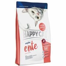Happy Cat La Cuisine сухой корм для кошек с уткой 1,4 кг (4 кг)