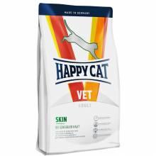 Happy Cat Skin сухой корм для кошек с чувствительной кожей с олениной 1,4 кг (10 кг)