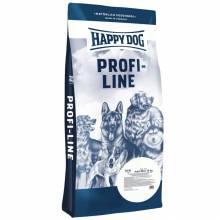 Happy Dog Profi-Line Mini Adult сухой корм для взрослых собак мелких пород с мясом птицы и ягненка - 18 кг