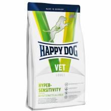 Happy Dog Hypersensitivity сухой диетический корм для взрослых собак при пищевой аллергии 1 кг (4 кг) (12,5 кг)