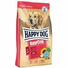 Happy Dog NaturCroq Adult Active сухой корм для собак с повышенными потребностями в энергии 15 кг