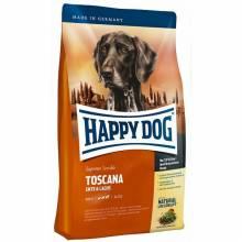 Happy Dog Toscana сухой корм для собак с ягненком и лососем 1 кг (4 кг) (12,5 кг)