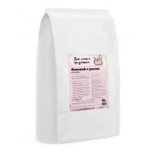 Для самых преданных™ корм для кошек Ягненок с рисом 10 кг