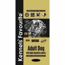 Kennels` Favourite Adult Dog корм для взрослых собак с глюкозамином и хондроитином - 4 кг
