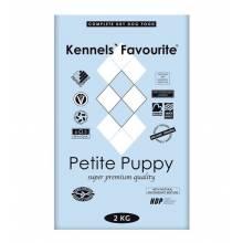 Kennels` Favourite Petite Puppy корм для щенков мелких пород с рыбой - 2 кг