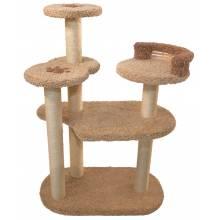 Когтеточка-комплекс Базилио Базилио для кошек 87х47х130