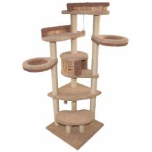 Когтеточка-комплекс Базилио Кэтсбург для кошек 70х70х210