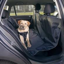 Подстилка Trixie для собак автомобильная 1,45х1,60 м черная