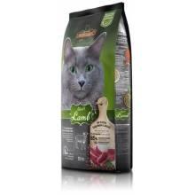 Leonardo Adult Lamb сухой корм для взрослых кошек в возрасте от года склонных к аллергии с ягненком и рисом 2 кг (7,5 кг) (15 кг)