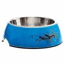 Миска Rogz для собак малая, 140*45 мм синяя