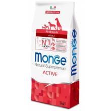 Monge Dog Speciality Active сухой корм для активных собак с курицей (12 кг)