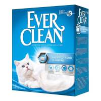 Наполнитель Ever Clean Extra Strong Clumping Unscented комкующийся без ароматизатора 6 л (10 л)