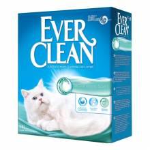 Наполнитель Ever Clean Aqua Breeze Scent комкующийся с ароматом морского бриза 6 л (10 л)