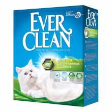 Наполнитель Ever Clean Extra Strong Clumping Scented комкующийся с ароматизатором 6 л (10 л)