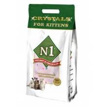 Наполнитель N1 For Kittens силикагелевый для кошачьего туалета 5 л
