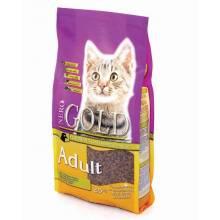 Nero Gold Adult Cat Chicken сухой корм супер премиум класса для взрослых кошек с курицей - 2,5 кг (18 кг)