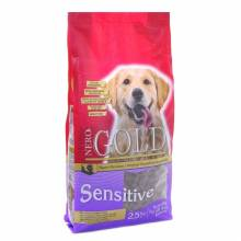 Nero gold sensitive turkey сухой корм для чувствительных собак с индейкой и рисом 2,5 кг (12 кг) (18 кг)
