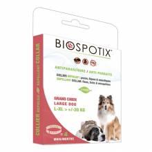 Biospotix Large dog collar ошейник от блох для собак крупных и гигантских пород 75 см