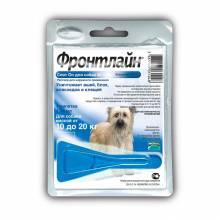 Капли Фронтлайн Спотон М для собак от 10 до 20 кг
