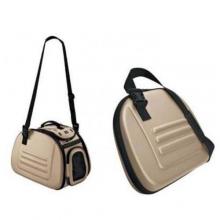 IBIYAYA складная сумка-переноска для кошек весом до 6 кг  (коричневая или бежевая)