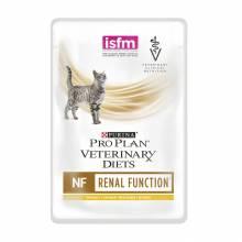 Влажный корм Purina Pro Plan Veterinary Diets NF Renal Function для взрослых кошек при заболеваниях почек с курицей - 85 г х 10 шт